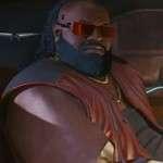 Video Game Cyberpunk 2077 Dexter DeShawn Leather Vest