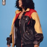 Video Hide Out A Colors Show Mahalia Teddy Leather Jacket