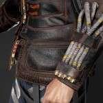 Videogame Cyberpunk 2077 Simon Randall Royce Jacket