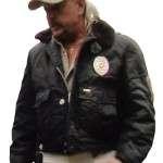 joe exotic ems bomber jacket