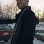 Aaron Ashmore TV Series Locke and Key Trench Coat