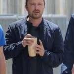 Aaron Paul Westworld Season 3 Blue Jacket