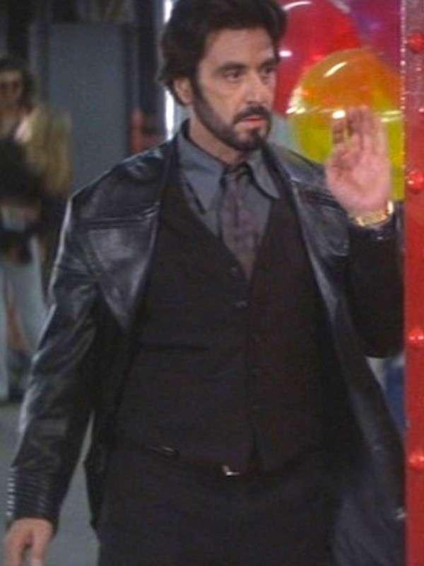 Carlito Brigante Carlitos Way Leather Coat