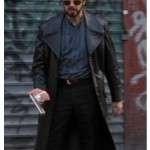 Carlitos Way Al Pacino Trench Coat