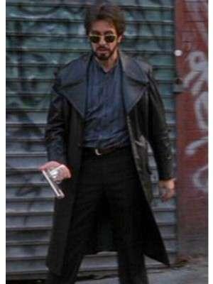 Al Pacino Carlito's Way Black Coat
