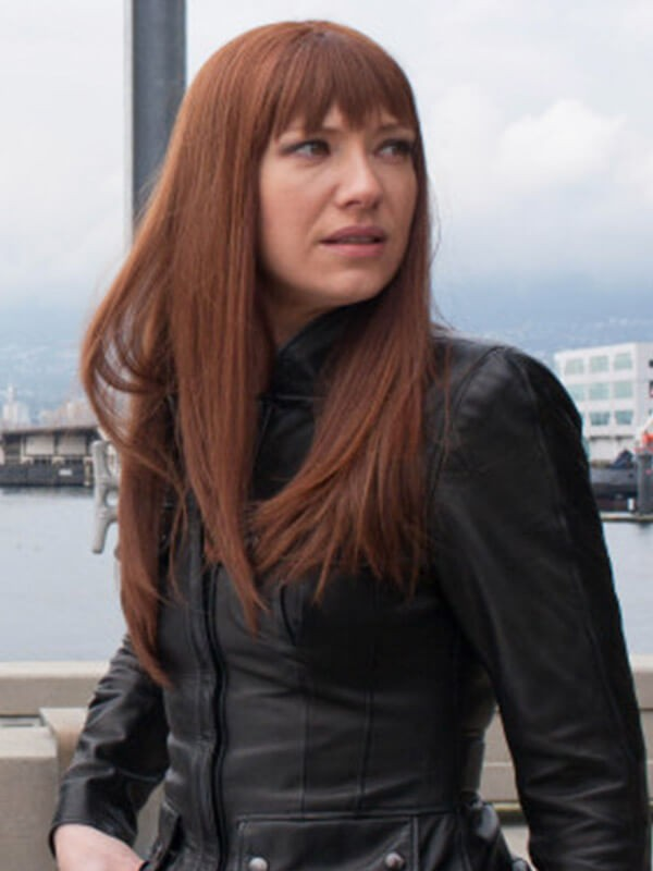 Fringe Anna Torv Jacket