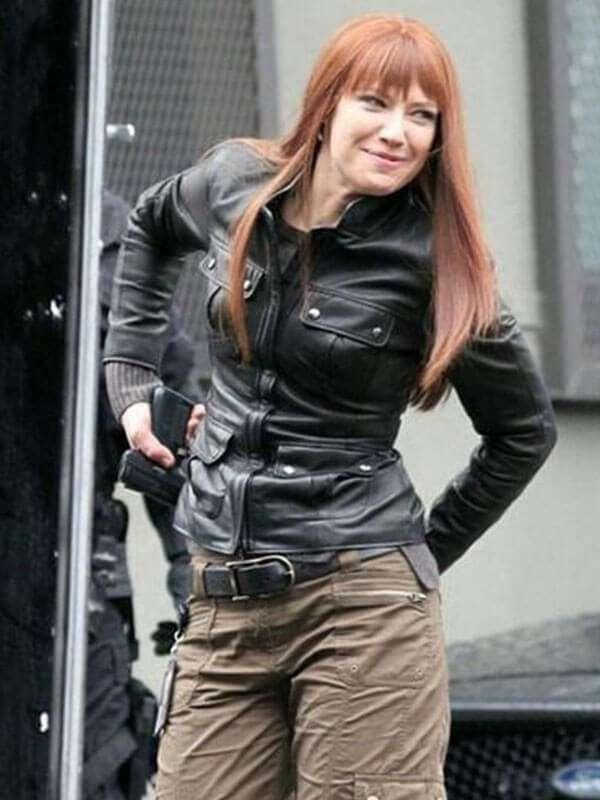 Fringe Olivia Dunham Jacket