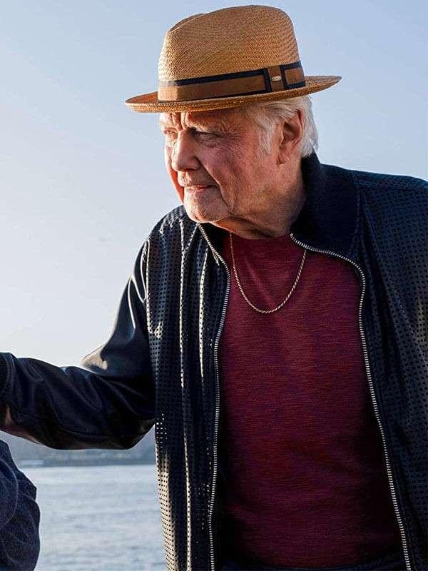 Jon Voight Ray Mickey Donovan Black Jacket