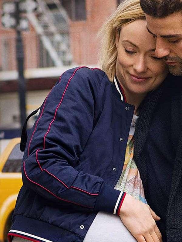 Life Itself Olivia Wilde Jacket