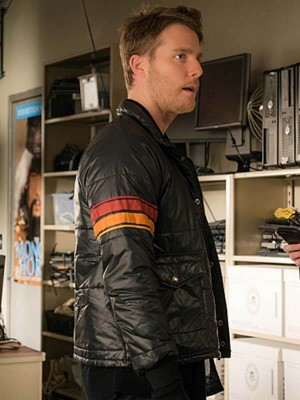 Brian Finch Limitless Jacket