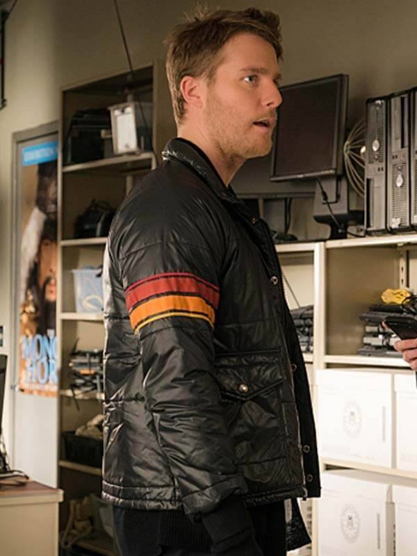 Limitless Brian Finch Jacket