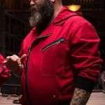 Money Heist Darko Peric Jacket