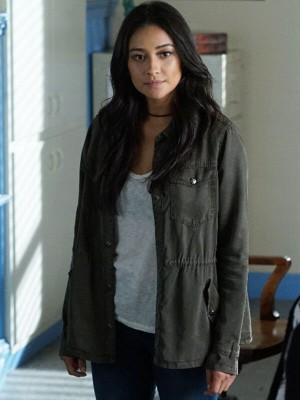 Emily Fields Pretty Little Liars Jacket