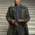 Revolution Tom Neville Greent Trench Coat