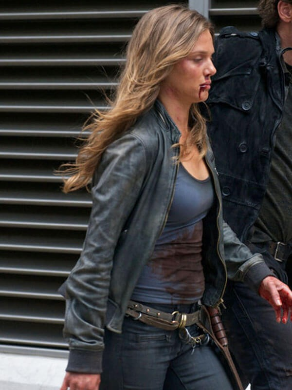 Revolution Tracy Spiridakos Jacket