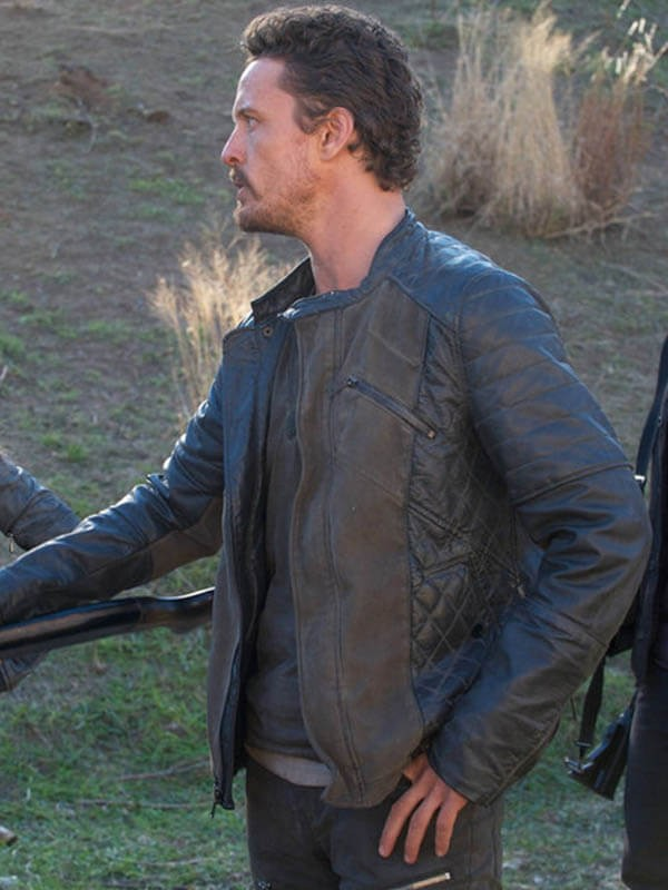 Sebastian Monroe Revolution Jacket
