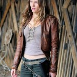 TV Series Revolution Charlie Matheson Leather Jacket