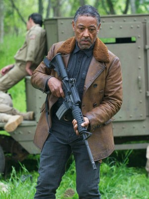 TV Series Revolution Giancarlo Esposito Jacket