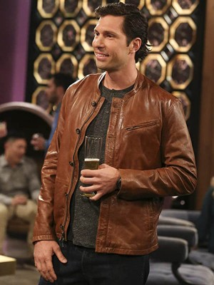 The Big Bang Theory Zack Johnson Jacket