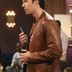 The Big Bang Theory Zack Johnson Jacket