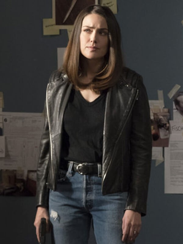 The Blacklist Elizabeth Keen Jacket