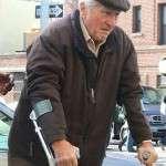 The Irishman Robert De Niro Brown Jacket