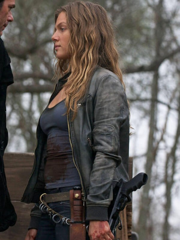 Tracy Spiridakos Revolution Jacket for Womens