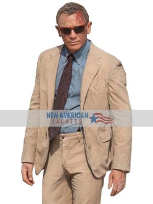 james bond no time to die corduroy suit