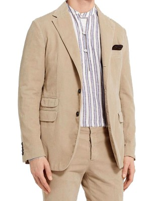 james bond no time to die cotton corduroy suit