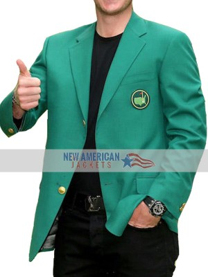 masters green jacket blazer