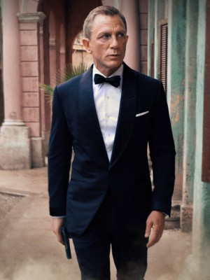 no time to die james bond tuxedo black suit