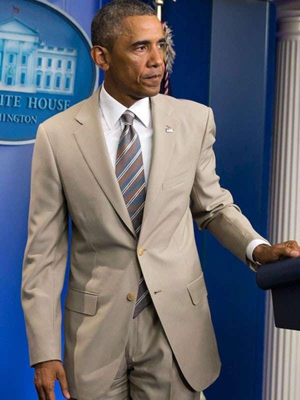 obama easter suit