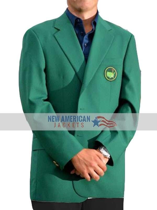 tiger woods masters green jacket blazer