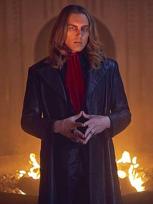 American Horror Story Michael Langdon Coat