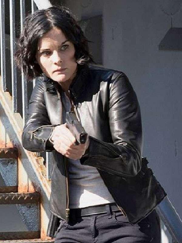 Blindspot Jaimie Alexander Leather Jacket