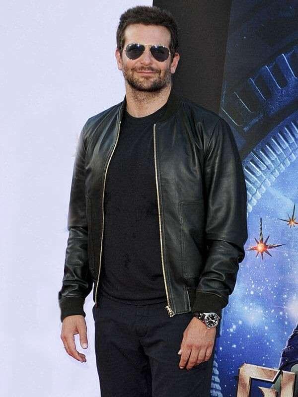 Bradley Cooper Bomber Jacket