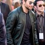 Bradley Cooper Green Bomber Jacket