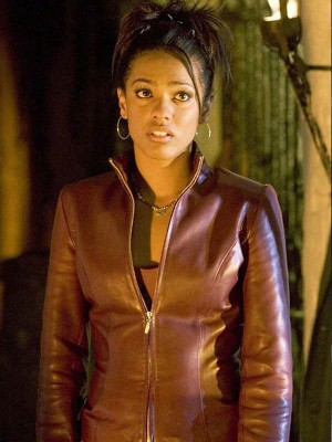 Martha Jones Doctor Who Maroon Jacket