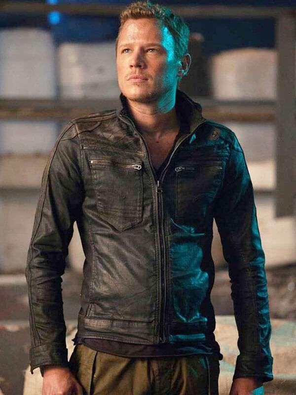 Dominion Alex Lannen Black Jacket