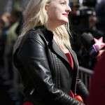 Elisabeth Moss Black Jacket