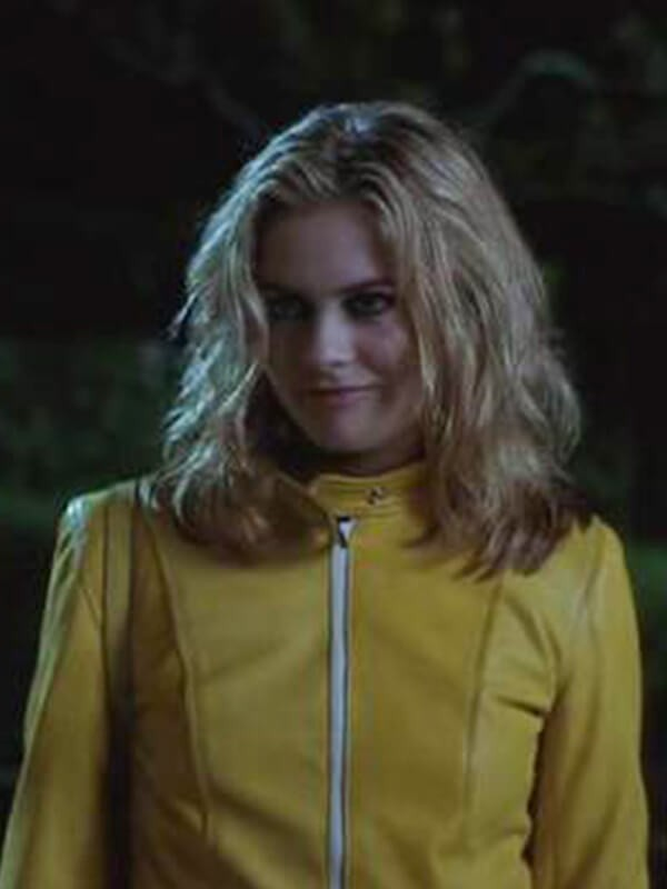 Excess Baggage Alicia Silverstone Leather Jacket