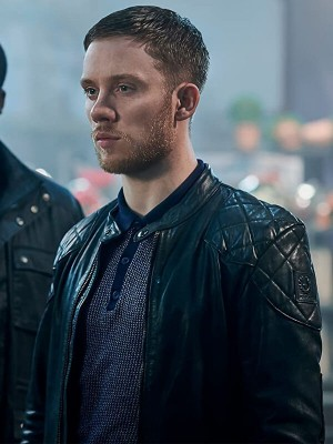 Sean Wallace Gangs of London Leather Jacket