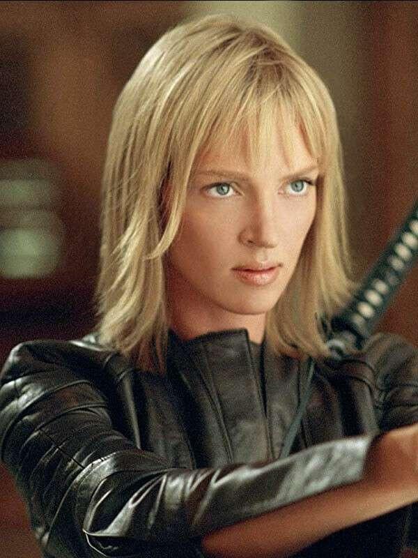Kill Bill Vol. 2 Uma Thurman Jacket for Womens