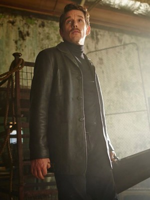 The Barkeep Predestination Black Jacket