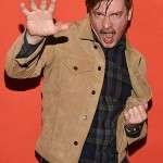 Rhys Darby Hunt for the Wilderpeople Brown Suede Jacket