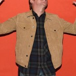 Rhys Darby Hunt for the Wilderpeople Leather Jacket for Mens