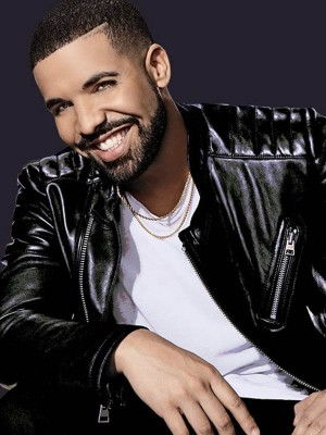 Saturday Night Live Drake Leather Jacket