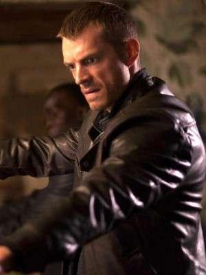Joel Kinnaman Altered Carbon Leather Jacket
