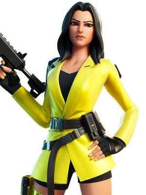 New fortnite Yellow Jacket