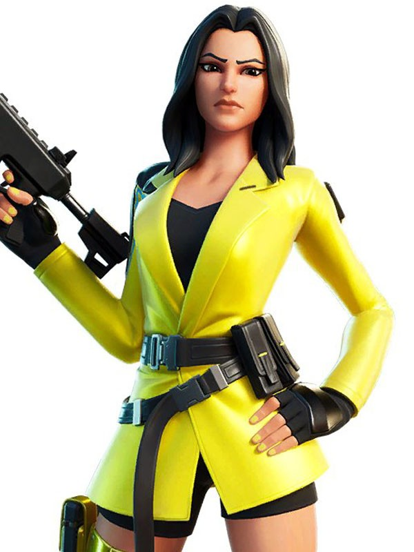 yellow jacket fortnite game